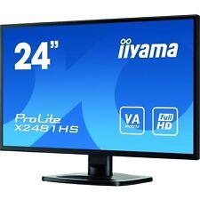 iiyama TFT X2481hs 60cm VA BL