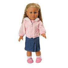 "CP Toys Today's Girl Out for the Day Clothing Set - Fits Standard 18"" Dolls"