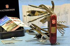*FREE SHIPPING* OLD, ORIGINAL ISSUE NEW IN BOX VICTORINOX SwissChamp XAVT 1.6795