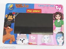 RARE Ty Beanie Babies Electronic Demo Tablet Girls 2.0 Convention Device NEW