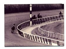 Secretariat wins 1973 Belmont METAL trading card - Horse Racing - Triple Crown