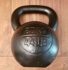 Rogue Fitness Kettlebell 20kg 44lb gym USA made E-coat crossfit FAST FREE SHIP
