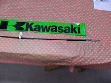 KAWASAKI H1/KH500/H2 NEW BLACK CHOKE CABLE-LEFT SIDE BAR MOUNT-NEW NOS ORIGINAL