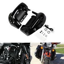 Lower Vented Fairing W/Speaker Kit For Harley Touring Electra Road Glide 83-13
