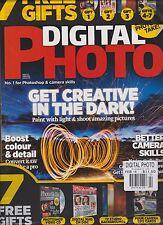 DIGITAL PHOTO MAGAZINE UK MONTHLY FEB 2014, No.1 FOR PHOTOSHOP & CAMERA SKILLS.