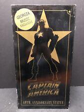 Marvel Captain America 60th Anniversary Statue Georgia Music Exclusive ATL1054