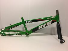 Dyno VFR BMX Bicycle Frame & Fork Green 100% Steel Old School Bike