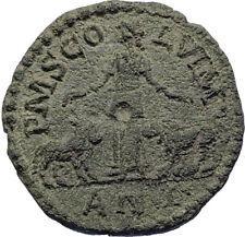 GORDIAN III Viminacium  Bull Lion Legions VII IIII Ancient Roman Coin  i73728