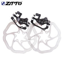 ZTTO Aluminum Disc Brake MTB Bike Cycling Bicycle Front Rear Caliper 160mm Rotor