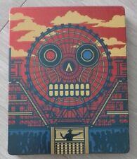 ZOMBIELAND STEELBOOK BLU-RAY GERMAN EDITION