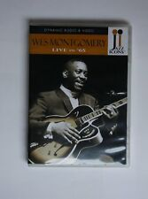 Jazz Icons: Wes Montgomery Live In '65 US DVD 2007 Jazz