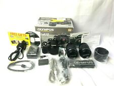 Olympus E-410 SE Bundle With Two Lenses And Accessories New Never Used