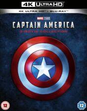 Neu Captain America Trilogie 4K Ultra HD + Blu-Ray (BUQ0301801)