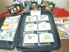 N64 console 3 controllers rumble pack 2n64 mags all works
