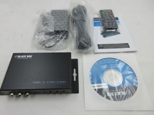 Black Box AVSC-HDMI-VIDEO  HDMI to Video Scaler and Converter