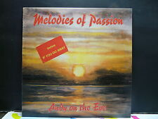 """MAXI 12"""" ANDY ON THE EVE Melodies of passion DID 128257"""