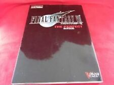 FINAL FANTASY 7 perfect guide book /Playstation, PS1