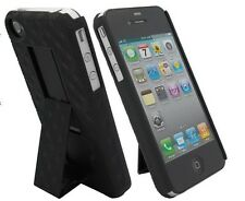 Air Jacket iPhone 5  Case with Belt Clip Holster (Free Screen Protector)