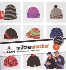myboshi Mützenmacher: Häkelmützen in deinem Style