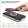 Wireless Charger Power Bank 50000mAh QI Battery Charger Pad Portable USB Type-C