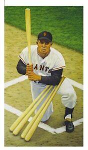 Willie Mays Litho By Arthur K. Miller 16X20 San Francisco Giants #93/150
