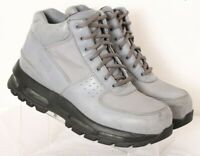 Nike 311567-005 Air Max Goadome GS ACG Gray Lace-Up Sneaker Boots Youth US 7Y