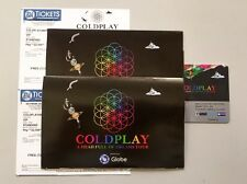 COLDPLAY VIP Manila Concert Tickets - A Head Full of Dreams Tour