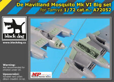 Black Dog A72052 Resin 1/72  De Havilland Mosquito Mk VI Big set Tamiya