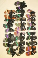 BFT's Wholesale Lot Resale NEW Hand Made Barefoot Sandals Mixed Size Collection