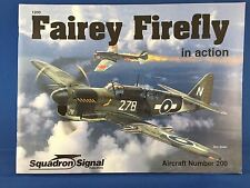 Squadron/Signal In Action Fairey Firefly 1200 qq