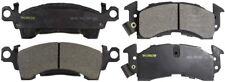 Disc Brake Pad Set-RWD Front Monroe HDX52