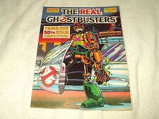 The Real Ghosbusters Comic Issue 50 May 1989
