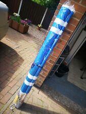 Hi-Gear 7 Pole Wooden Windbreak