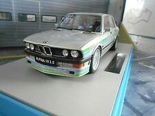 BMW 5er Reihe B10 3.5 Biturbo Alpina 1989 silber E24 / E28 LS Collectibles 1:18