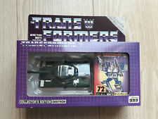 G1 Transformers eHobby Takara Overcharge Blitzwing recolor #72 MISB ehobby