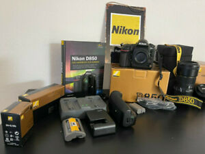 Nikon D850 - Bundle