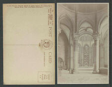 1910s CANTERBURY CATHEDRAL ENGAND UK RPPC REAL PICTURE POSTCARD #1