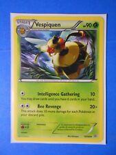 2x Vespiquen (10/98, 11/98), 4x Combee 9/98 Pokemon card XY Ancient Origins NM