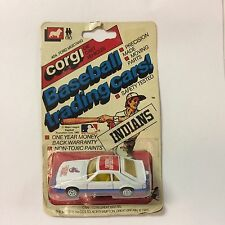 Cleveland Indians Corgi Ford Mustang Collectible Car