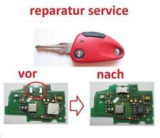ALFA ROMEO 146 156 GTV 166 GT SERVICE Fernbedienung Schlüssel Funkschlüssel