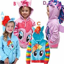 Vestidos de niña de 2 a 16 años de manga larga multicolores
