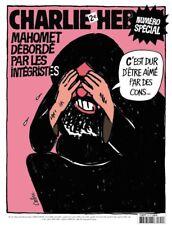 RARE !! CHARLIE HEBDO N°712 – MAHOMET NEUF