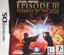 Star Wars Episode III: Revenge of the Sith (Nintendo DS, 2005) - North American