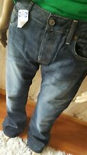 * G-Star Raw Herren Jeans Hose 3301 UNIT Haines Denim Track Wash W28 L32 ***
