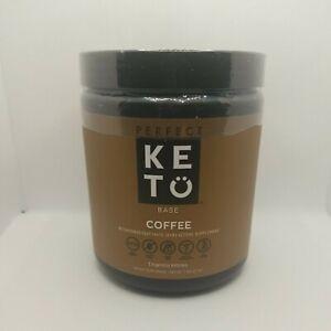 Perfect Keto Base Coffee 7.4oz