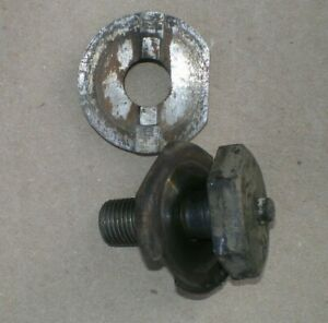 Austin America Austin Mini Torque Converter to Crankshaft Nut and Locking Key