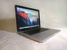 "Apple MacBook Pro - 13"" Core i7 2.9GHz 8GB RAM 750GB HD (Mid 2012)"