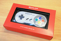 Nintendo Switch Online Limeted SUPER FAMICOM Controller SNES Game Pads OFFICIAL