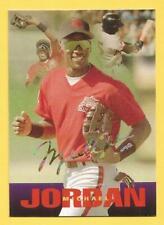 MICHAEL JORDAN 1994-95 Basketball's Best Promo Bulls/White Sox (10,000 Printed)