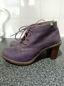 El Naturalista Ankle Boots Size 5 38
